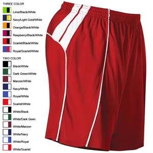 Alleson 554PW Women&#39;s Basketball Shorts