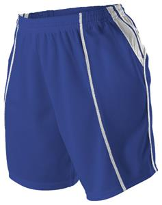Alleson 554PWY Girl's Basketball Shorts