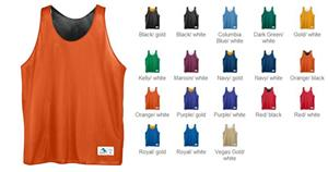 Augusta Reversible Mini Mesh League Tank