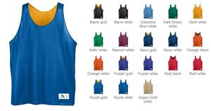 Augusta Youth Reversible Mini Mesh League Tank