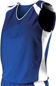 Alleson Mock Mesh Basketball Jerseys-Closeout