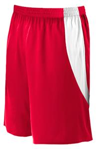 Alleson 556PW Women&#39;s Mock Mesh Basketball Shorts