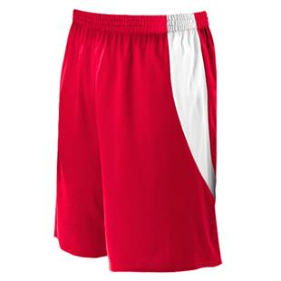 Alleson Mock Mesh Basketball Shorts-Closeout