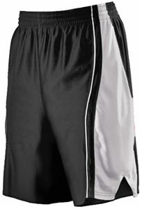 Alleson 547PW Women&#39;s Dazzle Basketball Shorts