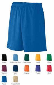 Augusta Sportswear Mini Mesh League Short