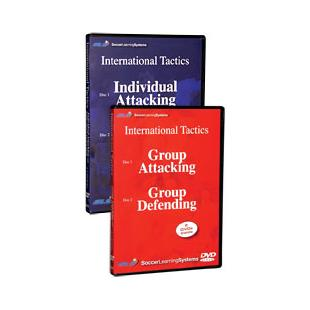 Soccer Group Attacking & Defending (DVD) videos