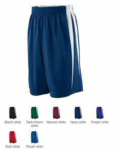 Girls Wicking Game Basketball Short