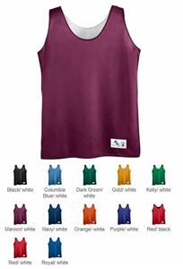 Augusta Womens Reversible Mini Mesh League Tank