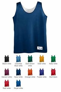 Augusta Girl Reversible Mini Mesh League Tanks CO