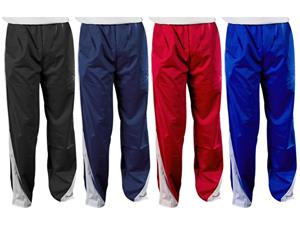 Soffe Youth Poly Splice Warm-Up Pants