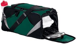 Augusta Sportswear Game Duffel with Shoe Pocket