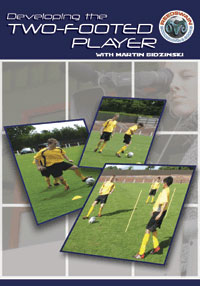 CO- Developing the Two-Footed Soccer Player DVDs