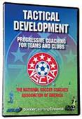 Tactical Development  (DVD) soccer training videos