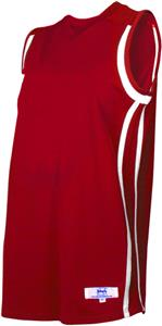 Intensity Womens Low Post Fitted Basketball Jersey