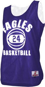 Intensity Womens Reversible Basketball Jerseys