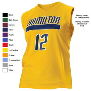 Alleson 522VWY Girl's Volleyball Jerseys - C/O