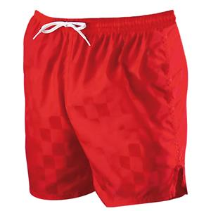 Alleson Checkerboard Soccer Shorts-Closeout