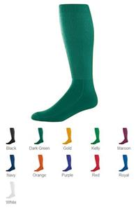 Augusta Intermediate Wicking Athletic Soccer Socks