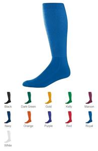 Augusta Youth Wicking Athletic Soccer Socks