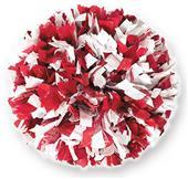 2 Color Mix Wet Look Cheerleaders Poms