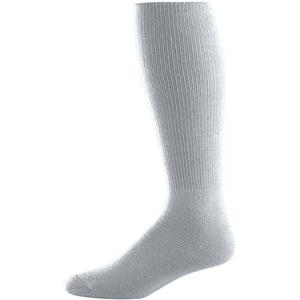 Intermediate Athletic Knee-Length Soccer Tube Sock