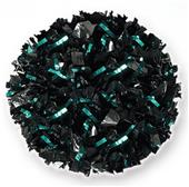 Solid Plastic With Glitter Cheerleaders Poms