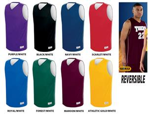 High 5 League Reversible Basketball Jerseys - C/O