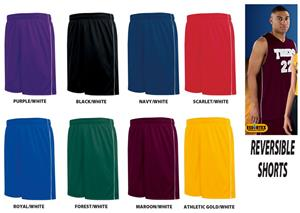 High 5 League Reversible Basketball Shorts