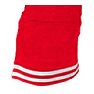 Bristol Youth A-Line Cheerleaders Uniform Skirts