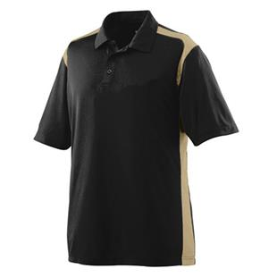 Augusta Adult Wicking Textured Gameday Shirt C/O
