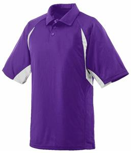 Augusta Adult Wicking Textured Raglan Sleeve Shirt