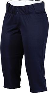 Worth Womens & Girls Low-rise Softball Pants
