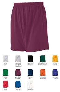Augusta Athletic Wear Jersey Knit Short