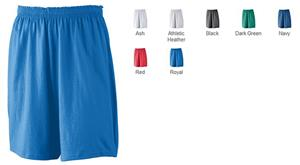 Augusta Athletic Wear Jersey Short w/Drawcord