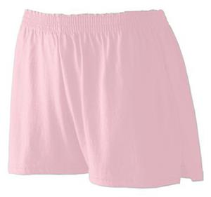 Athletic Wear Girls Trim Fit Jersey Short