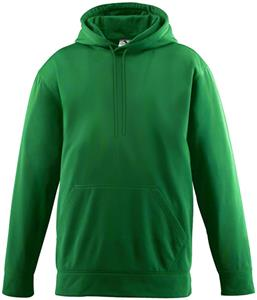 Athletic Wear Wicking Fleece Hooded Sweatshirt