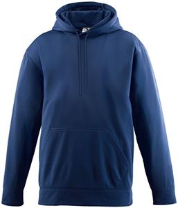 Wicking Fleece Youth Hooded Sweatshirt