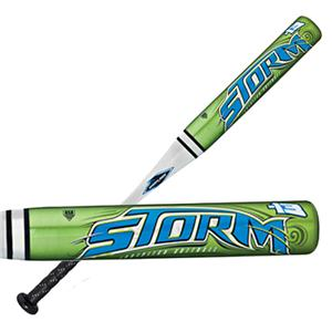 Worth Lithium Storm Hyper Fastpitch Softball Bats