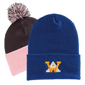 Twin City Acrylic Knit Hats
