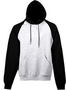 Athletic Wear Heavyweight Color Blocked Hoodie