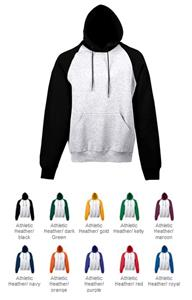 Heavyweight Color Blocked Youth Hoodie