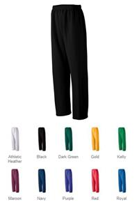 Athletic Wear Open Bottom Heavyweight Sweatpant