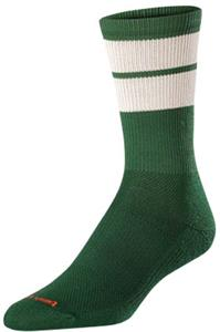 Twin City Motion 2 Stripe Crew Socks