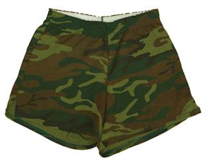 The Original Cheer Camp Shorts Camo