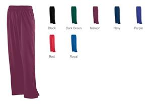 Augusta Sportswear Solid Brushed Tricot Pant