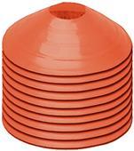 "Champro 7.5"" Diameter Plastic Marker Saucer Discs"