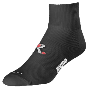 Twin City Racesox proDri Quarter Flat Knit Socks