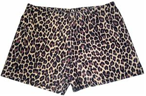 Funkadelic Cheetah-Licious Compression Shorts