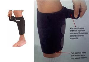 Adjustable Calf/Shin Splint Supports - First Aid