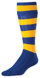 Twin City &quot;Hoop&quot; 4 Stripe Soccer Socks